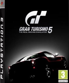 FAKE - GT5 jaquette