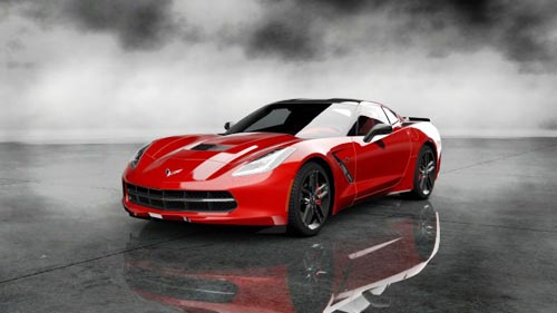 Corvette Stingray Final Prototype