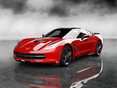 Chevrolet Corvette Stingray Final Prototype de 2014 - Gran Turismo 5