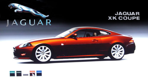 Jaguar XK Coupe Luxury de 2006 - GT5 Prologue